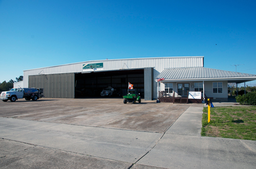 FBO Apalachicola Regional Airport
