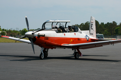 St. Augustine Airport - T34_turbo_mentor